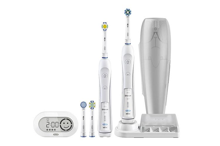 oral b pro 6500 test