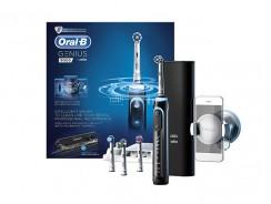 Oral-B Genius 9000 Black : une brosse à dents connectée pour une santé brillante des dents