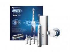 Oral-B Genius 9000 White : optimisez le nettoyage quotidien de vos dents avec une brosse à dents électrique connectée